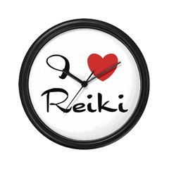 Reiki Clock