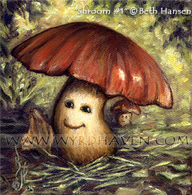 Happy Shroom