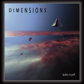 Dimensions CD Cover by John Lyell