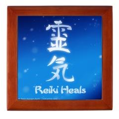 Reiki Heals