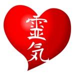 open heart reiki designs